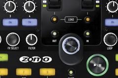 ZOMO MC 1000 - DVS MIDI kontroler