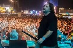 Nikola Vranjković sa novim bendom u beogradskom Klubu Gun