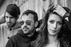 Obeležavanje međunarodnog dana borbe protiv side - DJ Žurka Lea, Marko i Dejan
