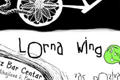 LORNA WING - Prednovogodišnji koncert & premijerna projekcija spota za pesmu 30!