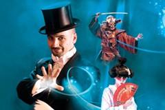 Naš najuspešniji mađioničar u novoj predstavi za sve uzraste - Igorov Magični spektakl