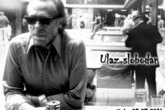 Obeležavanje 20 godina od smrti Bukovskog