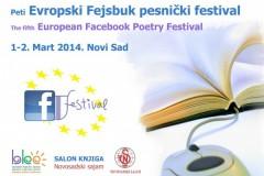 Peti evropski Fejsbuk pesnički festival