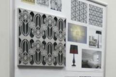 Beogradske vizije studenata FPU Enterijeri buducnosti u KomBank Art holu