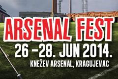 Gentleman, Stefanovski, Bjesovi... na Arsenal festu 4!