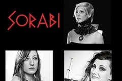Sorabi bend - nepravilni ritmovi uz preplitanje roka, popa i klasične muzike