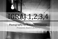 Ružica Milovanović: Izložba fotografija - Igraj 1,2,3,4
