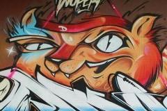 Street Art: Na zidu sa Junk-om