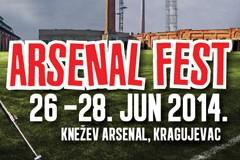 Arsenal fest: Bad Copy, Nikola Vranjković, Marčelo, ČBS, Mortal kombat