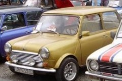 Balkanska Minijada 2014: Međunarodni skup ljubitelja klasičnih Austin Mini automobila