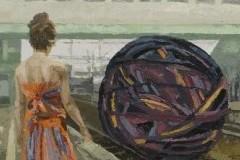 Izložba Milice Salaški: Žanr scene od 3 do 5/ Slikarstvo u službi kućnog saveta