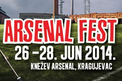 Arsenal fest počinje sutra sa Gentlemanom i Dubiozom