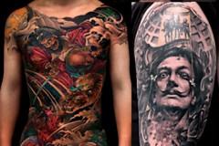 "Paul Booth - Kralj ""paklene"" tetovaže!"