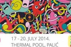 Satnica 12. Summer3p festivala: Počinje žurka u gigantskom džakuziju