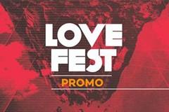 Poslednja stanica pred LOVEFEST: Promo party u Barutani