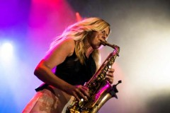 Jedna od najlepših žena džeza: Candy was here!
