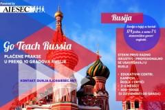 AIESEC: Stručno usavršavanje i plaćene prakse u Rusiji za studente i diplomce
