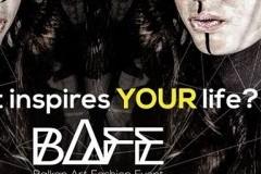 Modna organizacija BAFE raspisuje konkurs: What inspires your life?