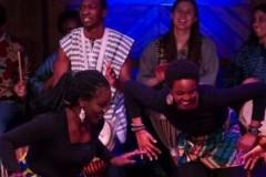 Radionica tradicionalnog plesa i ritma Zapadne Afrike