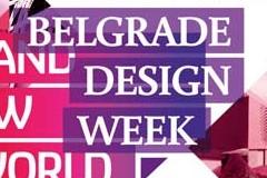 Belgrade Design Week 2014: Najveći kreativni umovi 21. veka u Beogradu