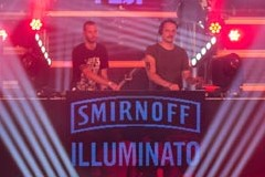 Detroit Swindle oduševio Beograđane: Prva Smirnoff Illuminato Lovefest Energy žurka za pamćenje