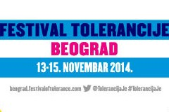 FESTIVAL TOLERANCIJE: Filmovi, izložbe i predavanja o toleranciji