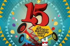 Spremite fanfare: EXIT slavi 15. rođendan