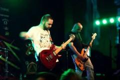 CONSECRATION i Wolfram na Vračar Rocks festivalu