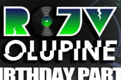 Rejv Olupine rođendanski party