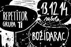 Prvi zajednički beogradski koncert Repetitora i grupe Ti