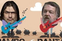 Jedan kazan više: Rambo Amadeus i Panta šiklja nafta