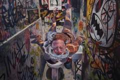 Sobe od vode: Samostalna izložba akademske umetnice Ivane Živić