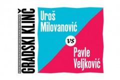Gradski klinč: Uroš Milovanović StudioB vs Pavle Veljković B92