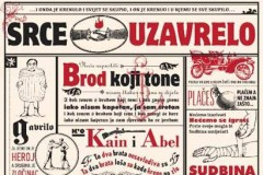 Srce uzavrelo: 4. studijski album bosanskohercegovačkog rok sastava Zoster!