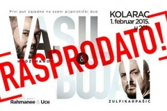 Rasprodat koncert na Kolarcu! Obezbeđen prenos preko LIVE streaming-a!
