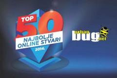PC Press Top 50 2014: UrbanBUG.net izabran u top 5 sajtova u Srbiji u kategoriji ŽIVOT!!