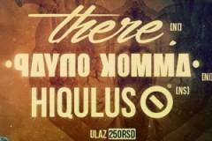 Paydo Komma: Prvi bend sa Tribal Rajber Label-a nastupa u Novom Sadu!
