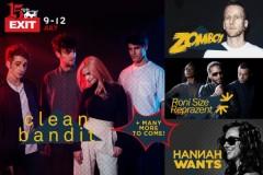 EXIT 2015: Clean Bandit i Roni Size Reprazent slave 15. rođendan Exit-a na tvrđavi!