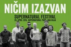 NIČIM IZAZVAN: Jedan od najpopularnijih domaćih bendova nastupa na 9. Supernatural festivalu!