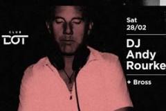 DJ i producent Andy Rourke donosi dašak Ibice u klub DOT!