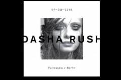 DJ DASHA RUSH: Lepotica za gramofonima nastupa ovog vikenda u Beogradu!