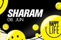 SHARAM: Legenda iz Deep Disha stize na Kalemegdan Summer Festival!
