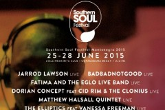 SOUTHERN SOUL FESTIVAL MONTENEGRO 2015: Još velikih internacionalnih zvezda sa live nastupima!