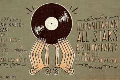 HUMANITARIAN ALL STARS BIRTHDAY PARTY ove subote u Novom Sadu!