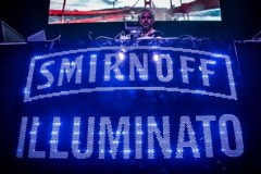 SMIRNOFF ILLUMINATO ŽURKE: Hiljade posetilaca đuskalo uz najbolje evropske DJ-eve!
