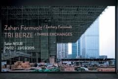 TRI BERZE: Vođenje kroz izložbu američkog umetnika Zahari Formvolta!
