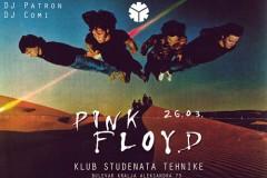 Specijal Kluba studenata tehnike: Pink Floyd veče