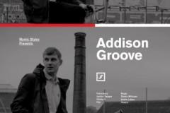 Mystic Stylez predstavlja ADDISON GROOVE-a iz Bristola!