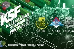 KALEMEGDAN SUMMER FESTIVAL 2015: Svetske DJ zvezde ovog leta na Beogradskoj tvrđavi!