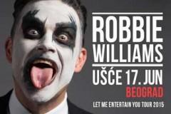 Koncert Robija Vilijamsa: Počinje prodaja ulaznica za, a najbrže fanove čeka i Afterparty!